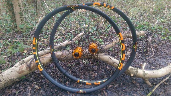 650b wheelset review