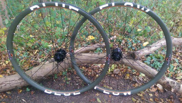 650b stunning all mountain wheelset