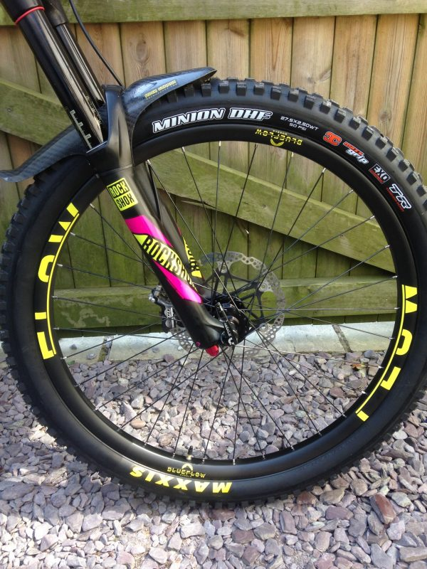 35mm wide blue flow wheels 27.5 carbon mountain bike, Blue Flow Wheels, MTB, Wheelsets, Mountain Bike Wheels, Custom built, Free UK Delivery