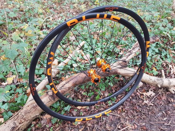 lightweight 29er carbon wheel set, Blue Flow Wheels, MTB, Wheelsets, Mountain Bike Wheels, Custom built, Free UK Delivery